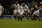 Twickenham, GREAT BRITAIN, during the, Investec 2006 Rugby Challenge, England vs South Africa, at Twickenham Stadium, ENGLAND on Sat 25.11.2006. [Photo, Peter Spurrier/Intersport-images]