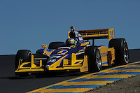 Ana Beatriz, Indy Grand Prix of Sonoma, Infineon Speedway, Sonoma, CA USA 8/28/2011