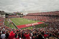 Nippert Stadium at University of Cincinnati during a Bearcats Football Game