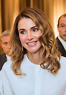 Queen Rania Meets Top Achievers