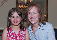 June 29, 2011 - Stewart Manor, New York, U.S. - Nassau County District Attorney Kathleen Rice with her niece, after D.A. Rice spoke at Stewart Manor Country Club.