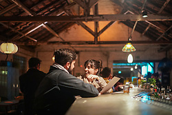 Bar Agulha, no distrito industrial de Porto Alegre. FOTO: Jefferson Bernardes/ Agência Preview