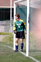 01 October 2006: Crusaders Goalie. The game remained scoreless until the 2nd overtime in which University of Dallas Crusaders Adam Lunger scored the Golden Goal to beat the Illinois Wesleyan Titans.  This game was played at Neis Field on the campus of Illinois Wesleyan University in Bloomington Illinois.