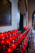 Candles of the Narthex, Mission San Juan Capistrano