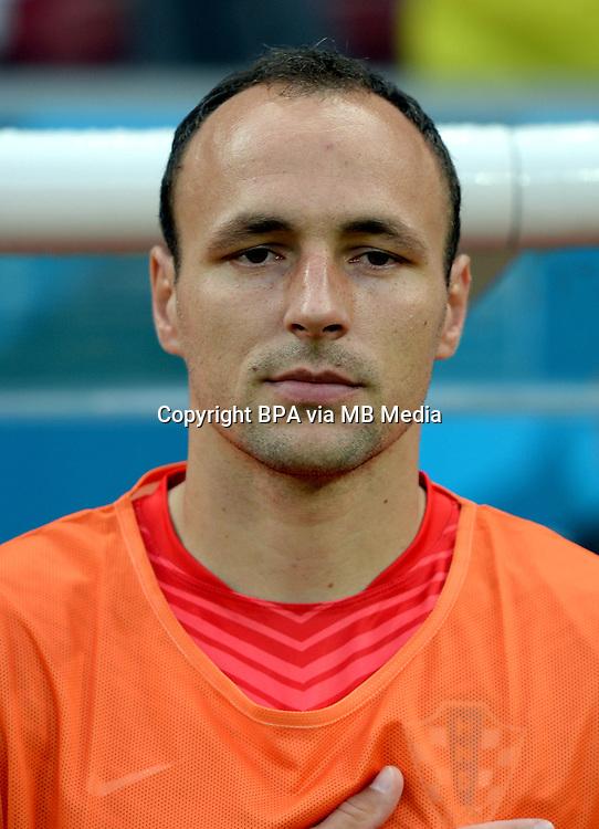 Uefa Euro FRANCE 2016 - <br /> Croatia National Team - <br /> Gordon Schildenfeld