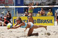 23/09/04 RIO DE JANEIRO<br />NELLA FOTO TORLEN DIGS DURING THE MATCH AGAINST BRASIL<br />FOTO LUCIANO PIERANUNZI