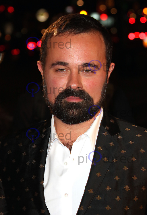 Evgeny Lebedev, The Naked Heart Foundation's Fabulous Fund Fair, Roundhouse, London UK, 21 February 2017, Photo by Richard Goldschmidt