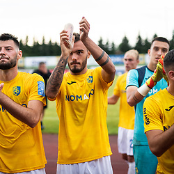 20200722: SLO, Football - Prva liga Telekom Slovenije 2019/20, NK Bravo vs NK Rudar