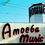 Amoeba Music on the Haight