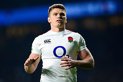Owen Farrell co-captain of England - Mandatory by-line: Dougie Allward/JMP - 24/11/2018 - RUGBY - Twickenham Stadium - London, England - England v Australia - Quilter Internationals