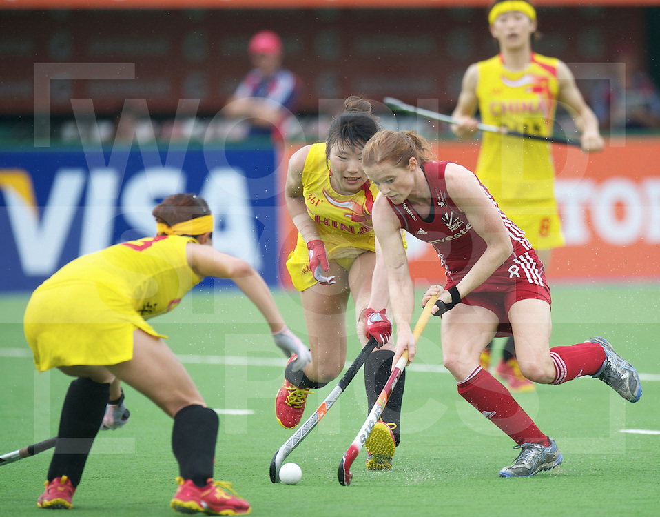 ROSARIO - Champions Trophy hockey women.China v Great Britain.foto: Helen Richardson.FFU Press Agency  COPYRIGHT FRANK UIJLENBROEK..