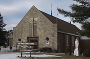 Holy Trinity Church, Haugen, Wis.<br />
