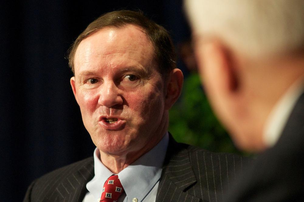 Donald E. Graham, Chairman and CEO of The Washington Post Company