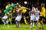 Onderwerp/Subject: VVV Venlo - Willem II - Eredivisie<br /> Reklame:  <br /> Club/Team/Country: <br /> Seizoen/Season: 2012/2013<br /> FOTO/PHOTO: Marcel SEIP (R) of VVV Venlo in duel with Philipp HAASTRUP (L) of Willem II. (Photo by PICS UNITED)<br /> <br /> Trefwoorden/Keywords: <br /> #04 #18 $94 ±1342772867474<br /> Photo- & Copyrights © PICS UNITED <br /> P.O. Box 7164 - 5605 BE  EINDHOVEN (THE NETHERLANDS) <br /> Phone +31 (0)40 296 28 00 <br /> Fax +31 (0) 40 248 47 43 <br /> http://www.pics-united.com <br /> e-mail : sales@pics-united.com (If you would like to raise any issues regarding any aspects of products / service of PICS UNITED) or <br /> e-mail : sales@pics-united.com   <br /> <br /> ATTENTIE: <br /> Publicatie ook bij aanbieding door derden is slechts toegestaan na verkregen toestemming van Pics United. <br /> VOLLEDIGE NAAMSVERMELDING IS VERPLICHT! (© PICS UNITED/Naam Fotograaf, zie veld 4 van de bestandsinfo 'credits') <br /> ATTENTION:  <br /> © Pics United. Reproduction/publication of this photo by any parties is only permitted after authorisation is sought and obtained from  PICS UNITED- THE NETHERLANDS