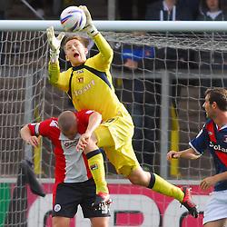 Carlisle v Crawley   League One   29 September 2012.