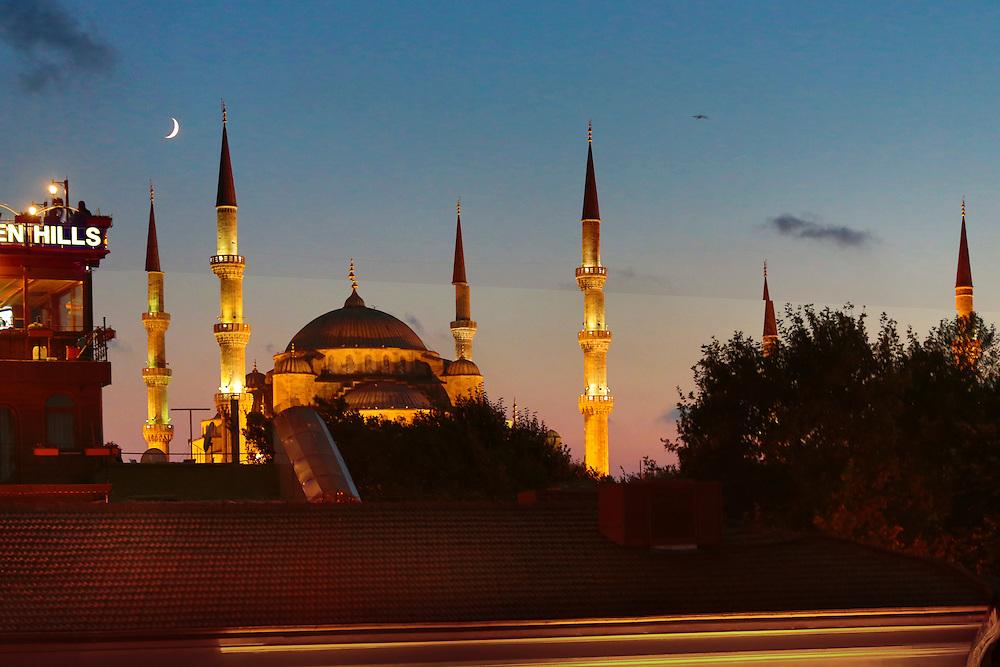 Blue Mosqu, Sultan Ahmet Cami