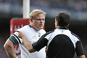 11 June 2016, South African Captain Adriaan Strauss during the South Africa versus Ireland Test Match at Newlands Stadium,  Cape Town, SOUTH AFRICA.<br /> <br /> <br /> Photo by:Luigi Bennett/Image SA