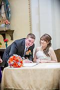 Sarah & Malcolm's Cambridge Wedding