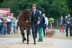 Campbell Jesse, (NZL), Kaapachino<br /> CCI 4* Luhmühlen 2015<br /> © Hippo Foto - Jon Stroud<br /> 17/06/15