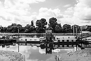 "Chiswick. Greater London. General View of the Dove"" - Pier - Chiswick Mall and embankment  Leading from Chiswick to Fulham Reach RC. Sunday.  24.07.2016  [Mandatory Credit: Peter Spurrier/Intersport-images.com]"
