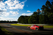 June 14-19, 2016: 24 hours of Le Mans. SCUDERIA CORSA, FERRARI 458 ITALIA, Bill SWEEDLER, Towsend BELL, Jeffrey SEGAL, LM GTE AM