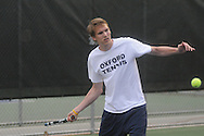 Oxford High tennis at Avent Park in Oxford, Miss. on Friday, April 23, 2010.