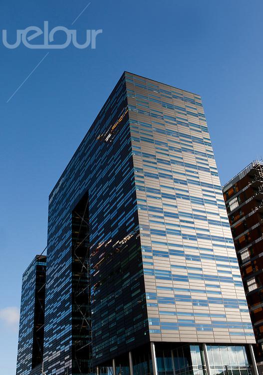 Visma-bygget i Bjørvika tegnet av Dark arkitekter.