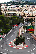 May 23-27, 2018: Monaco Grand Prix. Fairmont hairpin