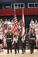 Memorial Day 2010 in Sun City Center, Florida. One hundred and seventy-nine names of comrades fallen since last year were read.