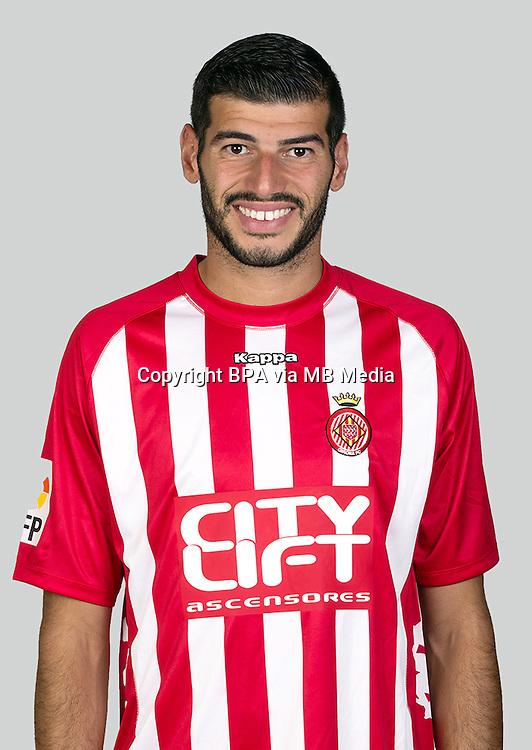 Spain - La Liga Adelante 2015-2016 / <br /> ( Girona F.C. ) - <br /> Javier Alamo Cruz
