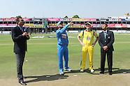 Cricket - India v Australia 2nd ODI Jaipur