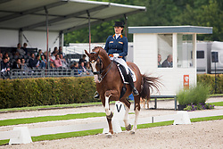 Zweistra Thamar, NED, Hexagon's Double Dutch<br /> WK Ermelo 2019<br /> © Hippo Foto - Sharon Vandeput<br /> 3/08/19