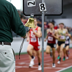 ECAC/IC4A Track and Field Indoor Championships<br /> Mile Run, bell