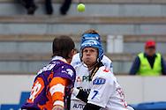 15.5.2011, Nurmo, Sein?joki..Superpesis 2011, Nurmon Jymy - Sotkamon Jymy..Joonas Hiirikoski - Nurmo.