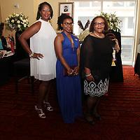 Latasha Jennings, Phylicia Bolton, Francine Evans