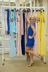 MAR 25 2014 Ashley Roberts Launches her Spring Collection of Key Fashion