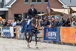 Moerings Bas, NED, Iphstar<br /> KWPN Kampioenschappen - Ermelo 2019<br /> © Hippo Foto - Dirk Caremans<br /> Moerings Bas, NED, Iphstar