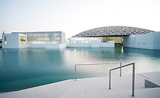Images of the Louvre Abu Dhabi