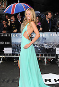 18.JULY.2012. LONDON<br /> <br /> KIMBERLEY GARNER ATTENDS THE EUROPEAN PREMIERE OF BATMAN 'THE DARK NIGHT RISES' AT THE ODEON CINEMA, LEICESTER SQUARE.<br /> <br /> BYLINE: EDBIMAGEARCHIVE.CO.UK<br /> <br /> *THIS IMAGE IS STRICTLY FOR UK NEWSPAPERS AND MAGAZINES ONLY*<br /> *FOR WORLD WIDE SALES AND WEB USE PLEASE CONTACT EDBIMAGEARCHIVE - 0208 954 5968*