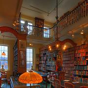 Portsmouth Athenaeum interior