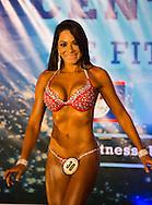 Erika Pamela Lopez Peña de El Salvador participa en la categoria de Bikini Master Sabado JAN 25, 2015 en el Quinto Campeonato Centroamericano de Fitness, boddyfitness Juvenil, Women's Physique, Bikini Master, Bodyfitness, Bikini San Salvador, El Salvador Photo: Edgar ROMERO/Imagenes Libres.