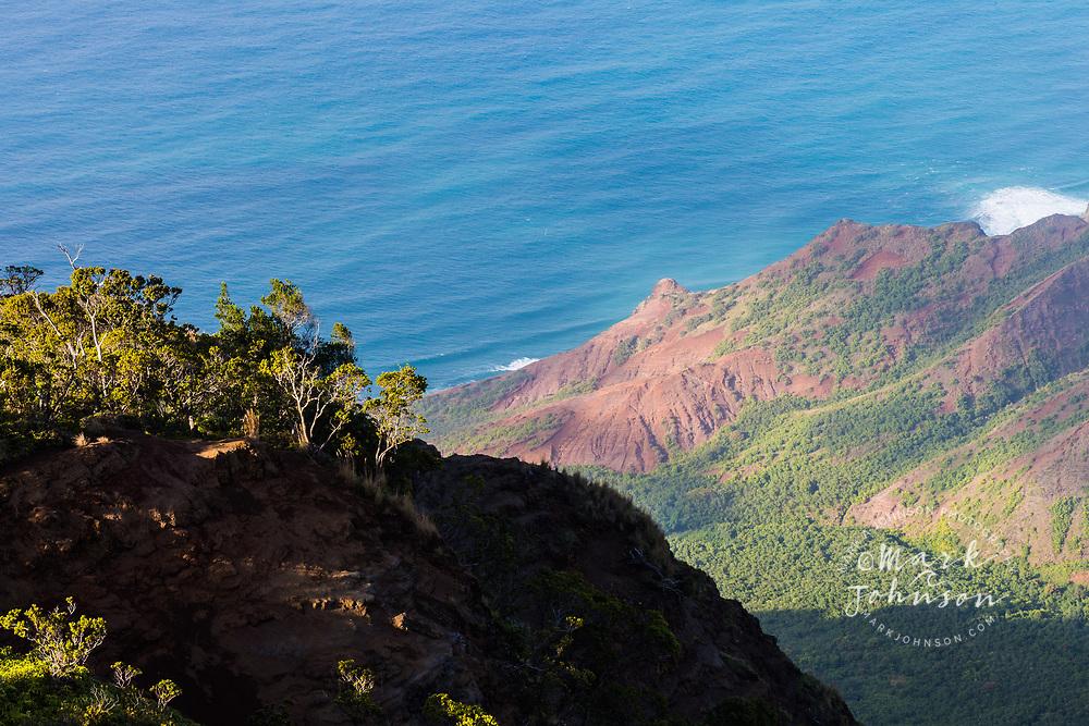 Kalalau Valley, Na Pali Coast, Kauai, Hawaii