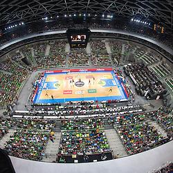 20130831: SLO, Basketball - EuroBasket 2013 warm-up match, Slovenia vs France