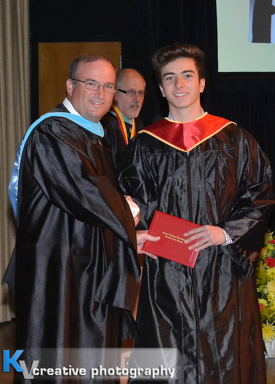 Bergen Catholic Graduation 2015