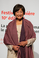10th Film Festival Lumiere - October 19: Jane Fonda receives the Prix Lumiere 2018.<br /> Chen Pei-Pei attends the Prix Lumiere 2018