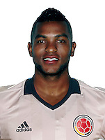 Fifa Men´s Tournament - Olympic Games Rio 2016 - <br /> Colombia National Team - <br /> Miguel Angel Borja