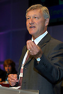 Peter Booth, T&GWU National Organiser for Manufacturing, Textiles..© Martin Jenkinson, tel 0114 258 6808 mobile 07831 189363 email martin@pressphotos.co.uk. Copyright Designs & Patents Act 1988, moral rights asserted credit required. No part of this photo to be stored, reproduced, manipulated or transmitted to third parties by any means without prior written permission