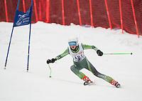 Francis Piche Invitational giant slalom for J3 at Gunstock March 17, 2012.