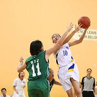 2013 C Div Bball –CHIJ(TP) vs Nanyang Girls' High
