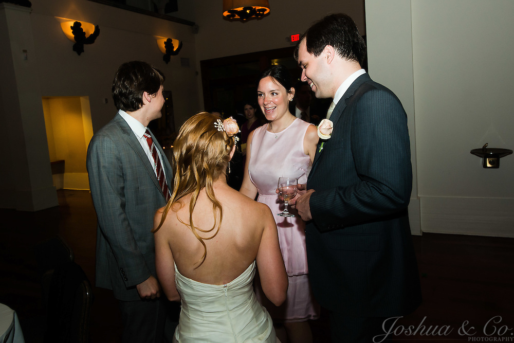 Jackie Endsley and Evan Dicharry's wedding in New Orleans, LA at the Ritz-Carlton Hotel and Audubon Park Tea Room on Saturday, May 26, 2012. Joshua Buck // Joshua & Co. Photography // www.joshuacophotography.com